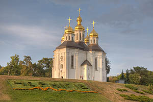[ru]Чернигов, Катерининская церковь[en]Chernigiv, Kateryninska Church