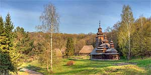 [ru]Свято-Покровская церковь XVII в.[en]Svyato-Pokrovska Church of XVII century